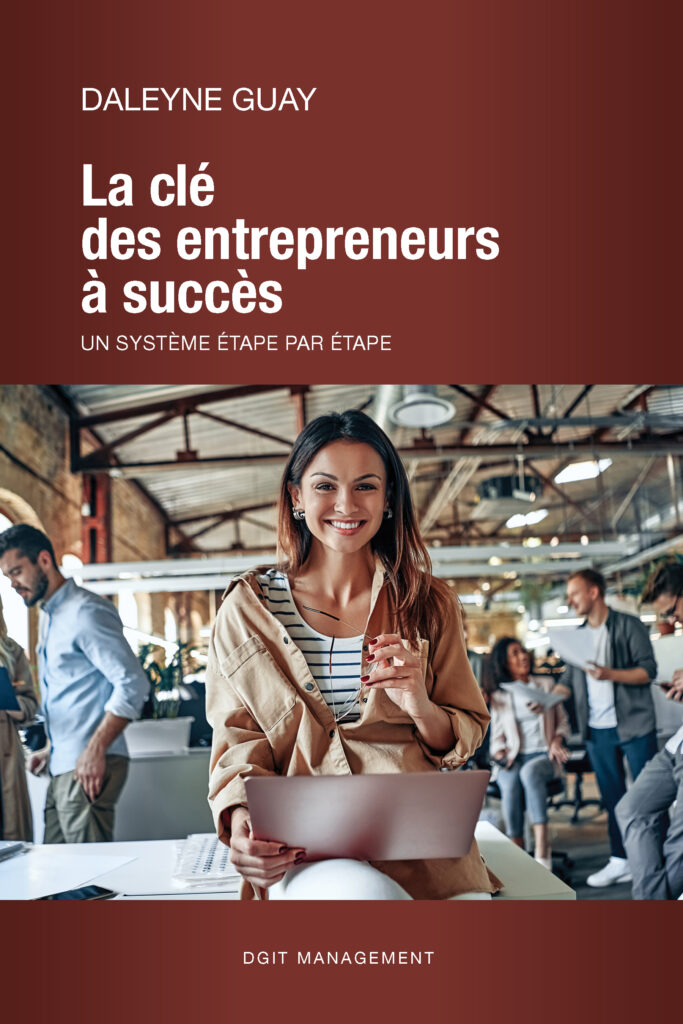 Livre La clé des Entrepreneurs à Succès
