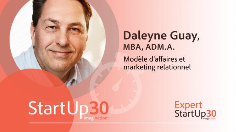 Daleyne Guay - Expert modèle d'affaires et marketing relationnel