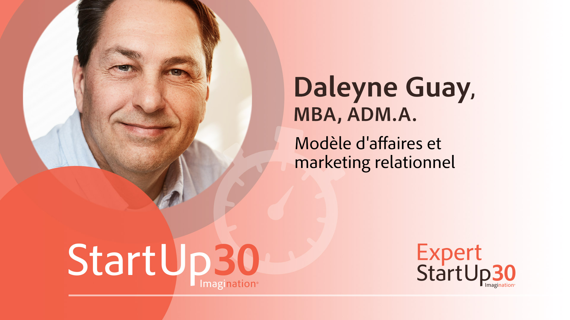 Daleyne Guay - Expert modèle d'affaires et marketing relationnel