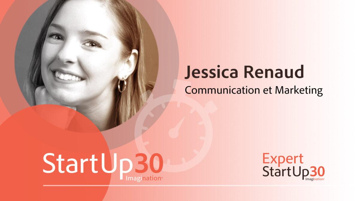Jessica Renaud - StartUp30