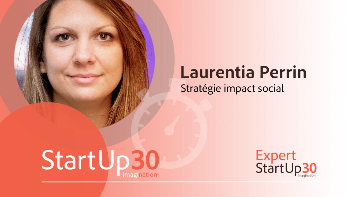 Laurentia Perrin - StartUp30