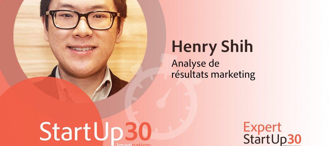 Hanry Shih - StartUp30