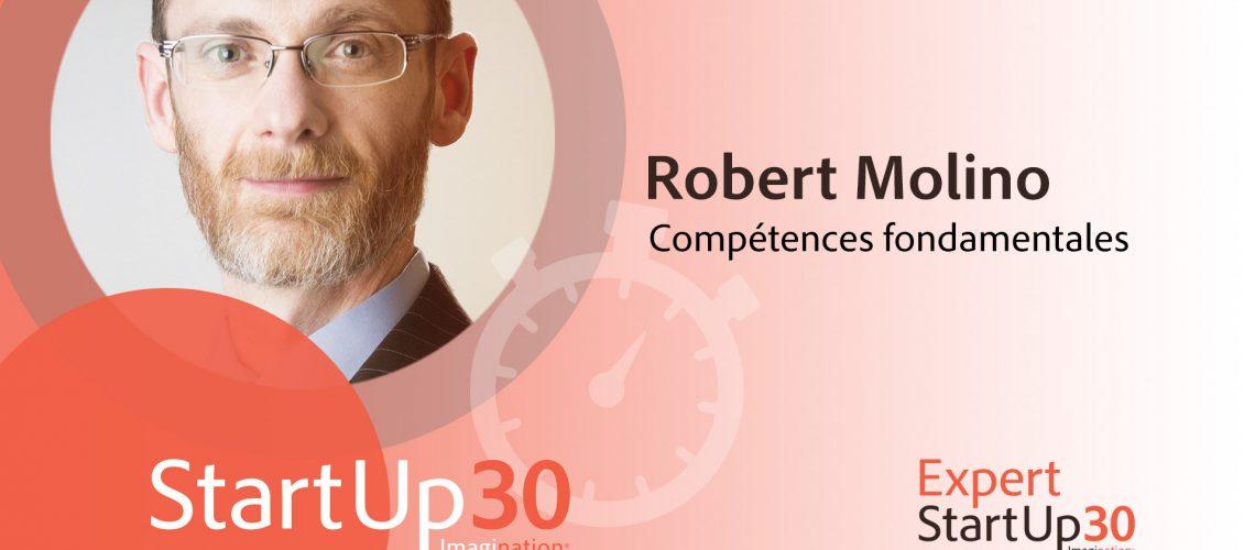 Robert Molino - StartUp30
